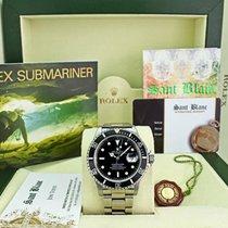 Rolex Submariner Date 16610 Очень хорошее Сталь 40mm