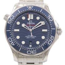 Omega Seamaster Diver 300 M 42mm Azul
