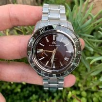 Seiko Grand Seiko Steel 44mm Brown United States of America, California, Los Angeles