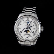 Longines Master Collection Acero 41mm Plata España, Barcelona