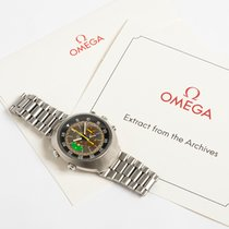 Omega Flightmaster Zeljezo 43mm Crn