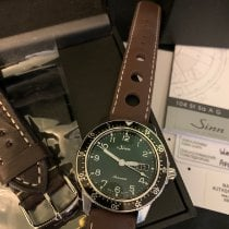 Sinn Steel 41mm Automatic 104.011 limited edition green dial pre-owned United States of America, Tennesse, Trenton