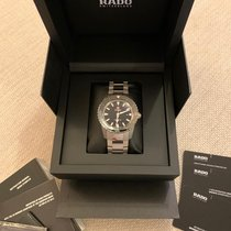 Rado Titanium Automatic Black pre-owned HyperChrome Captain Cook