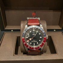 Tudor M79830RB-0002 Acier 2018 Black Bay GMT 41mm occasion
