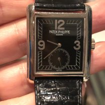 Patek Philippe Gondolo 5014G Good White gold 27.5mm Manual winding