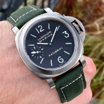 Panerai Luminor Marina PAM 00177 Very good Titanium 44mm Manual winding