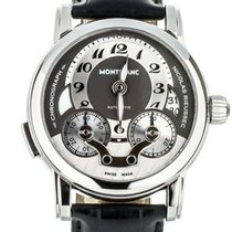 Montblanc Steel 43mm Automatic 102337 pre-owned
