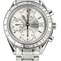 Omega Speedmaster Date Steel 39mm Silver United States of America, Illinois, BUFFALO GROVE