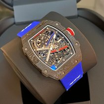 Richard Mille Carbon Automatic RM67-02 new