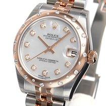 Rolex 178341 Or/Acier 2015 Lady-Datejust 31mm nouveau