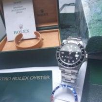 Rolex GMT-Master II Acier 40mm Noir Sans chiffres France, Bourg de Péage