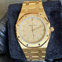 Audemars Piguet Royal Oak Or jaune 36mm Or France, paris