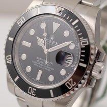 Rolex Submariner Date neu 2017 Automatik Uhr mit Original-Box und Original-Papieren 116610LN