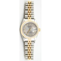 Rolex Lady-Datejust 26mm Or Romains