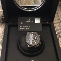 Hublot Classic Fusion Chronograph Cerámica 45mm Negro Sin cifras