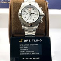 Breitling Super Avenger Steel 48mm United States of America, California, San Diego