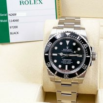 Rolex Submariner new 2019 Automatic Watch with original box and original papers