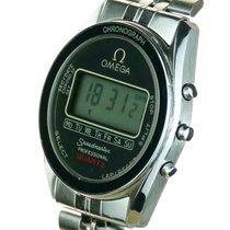 Omega Steel Quartz Black new Speedmaster Professional Moonwatch