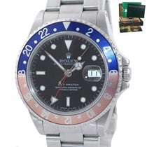 Rolex Steel GMT-Master 40mm pre-owned United States of America, New York, Huntington