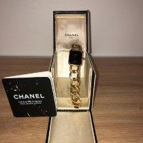 Chanel Première Or jaune 20mm Noir Sans chiffres France, Saint Raphaël