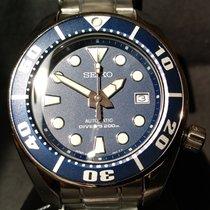 Seiko Prospex Stahl 45mm Blau Österreich, Vienna
