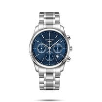Longines Master Collection Steel 42mm Blue No numerals United States of America, New York, Bellmore