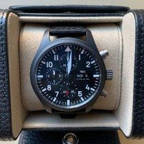 IWC Pilot Chronograph Top Gun Ceramic 44.5mm Black Arabic numerals United States of America, California, San Francisco