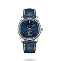 Longines Master Collection Steel 40mm Blue No numerals United States of America, New York, Bellmore