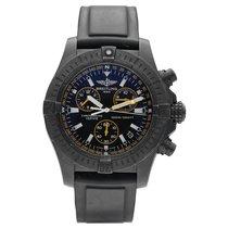 Breitling Avenger Seawolf Steel 44mm Black No numerals United States of America, Florida, Sarasota