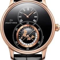 Jaquet-Droz Grande Seconde j016033202 Unworn Rose gold 43mm Automatic