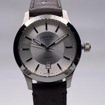 Eberhard & Co. Aiglon Steel 41mm Silver No numerals