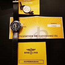 Breitling Superocean 42 occasion 42mm Noir Caoutchouc