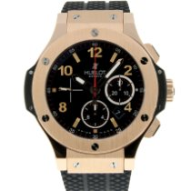Hublot Big Bang 44 mm Roségoud 44mm Zwart Arabisch