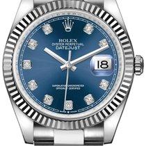 Rolex Datejust Gold/Steel Blue