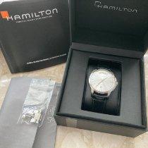 Hamilton Jazzmaster Day Date Auto Acier 40mm Argent