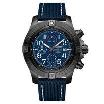 Breitling Super Avenger V13375101C1X1 New Titanium 48mm Automatic