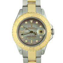 Rolex 169623 Gold/Steel 2004 Yacht-Master 29mm pre-owned United States of America, Georgia, Atlanta