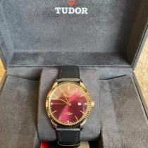 Tudor Style Steel 41mm Bordeaux United States of America, Texas, San Antonio