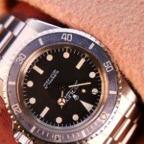 Rolex Submariner (No Date) Steel 40mm Black No numerals United Kingdom, Macclesfield