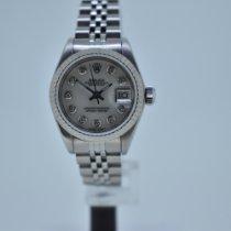 Rolex Lady-Datejust 69174 Πολύ καλό Ατσάλι 26mm Αυτόματη