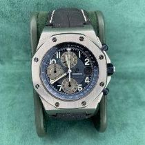 Audemars Piguet Royal Oak Offshore Chronograph Acciaio 42mm Blu Senza numeri Italia, Saronno