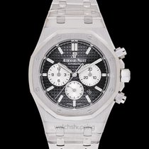 Audemars Piguet Royal Oak Chronograph Steel 41.00mm Black United States of America, California, Burlingame