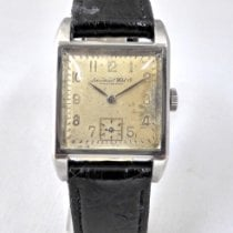 IWC Steel Manual winding pre-owned United Kingdom, Leicester