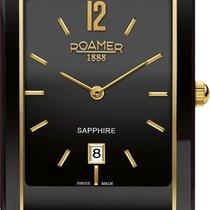 Roamer Reloj de dama 30mm Cuarzo nuevo Reloj con estuche y documentos originales