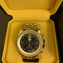 Breitling Bentley 6.75 A44362 Very good Steel 48mm Automatic United Kingdom, Wilmslow Cheshire
