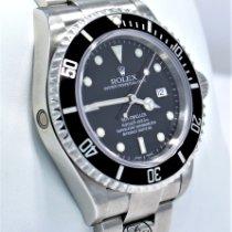 Rolex Sea-Dweller 4000 40mm Черный
