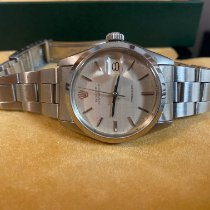 Rolex 6694 Steel 1973 Oyster Precision 34mm pre-owned