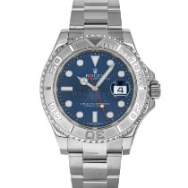 Rolex Yacht-Master 40 Steel 40mm Blue No numerals United States of America, Maryland, Baltimore, MD