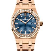 Audemars Piguet Royal Oak Lady 67651OR.ZZ.1261OR.02 Nuevo Oro rosa 33mm Cuarzo
