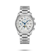 Longines L2.673.4.78.6 Steel 2020 Master Collection 40mm new United States of America, New York, Bellmore
